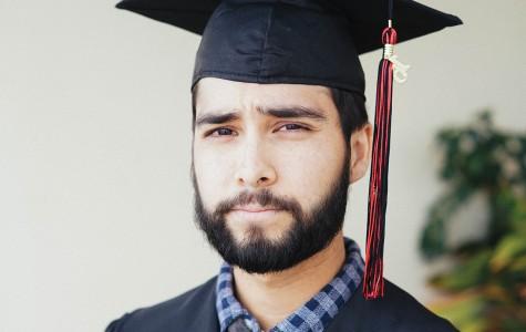 Senior farewell: Kristian Ibarra