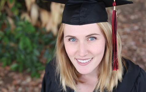Senior farewell: Monica Linzmeier