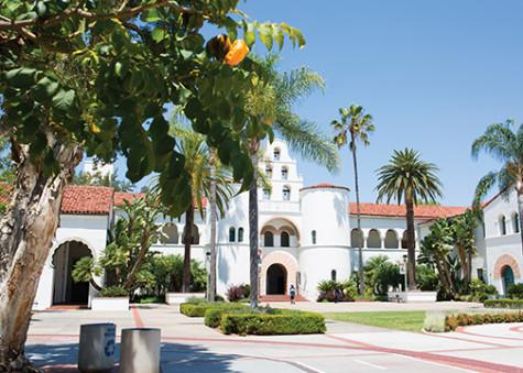 San Diego State ranked as a top green college