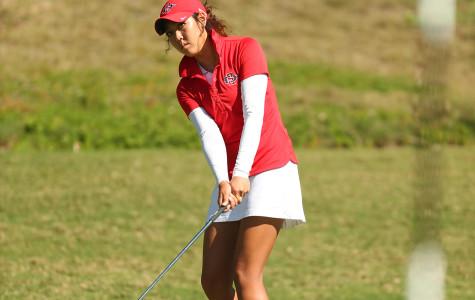 SDSU women's golf: Blair's course brings her to California