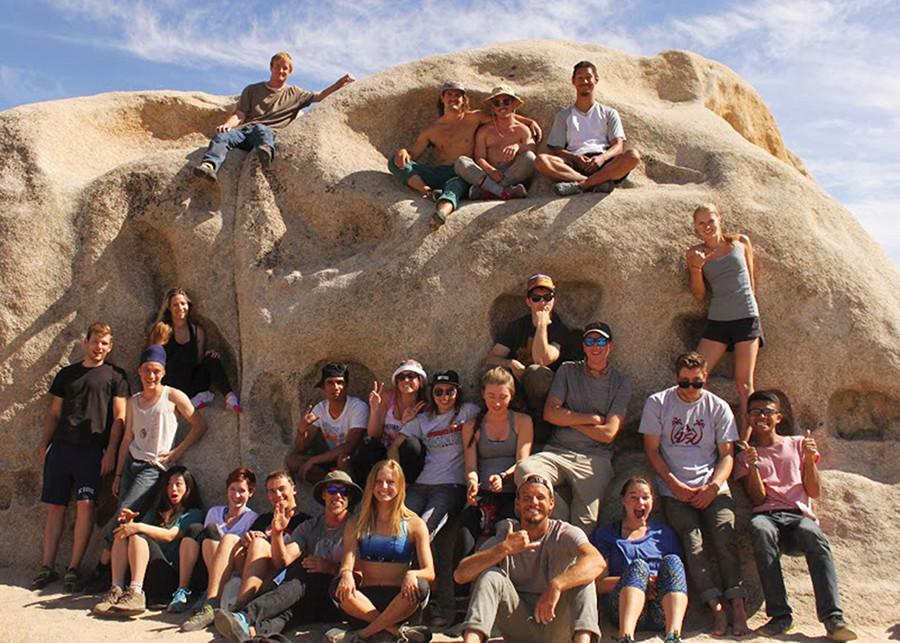 SDSU+Climbing+Club+provides+haven+for+climbing+community