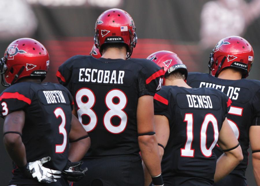 SDSU football alumni find scarce playing time in NFL
