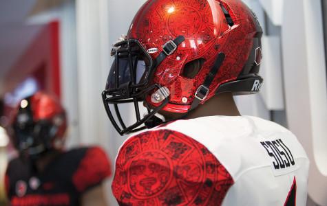New jerseys give historic taste to SDSU football