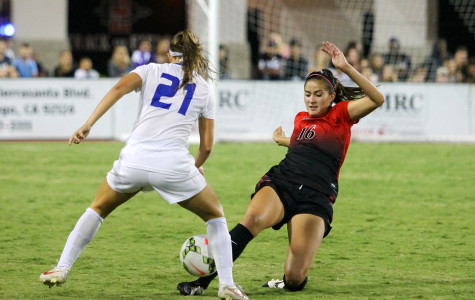 Women's soccer's defense finds another shutout victim