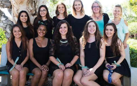 Female a cappella group hits high note
