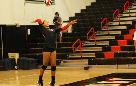 Alexis Cage looks to pave her own SDSU legacy through volleyball