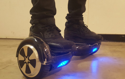 Balance boards roll out on campus