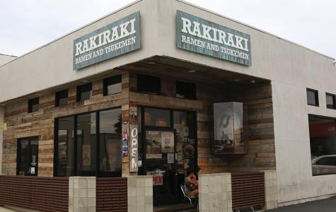 Rakiraki's ramen reels in patrons