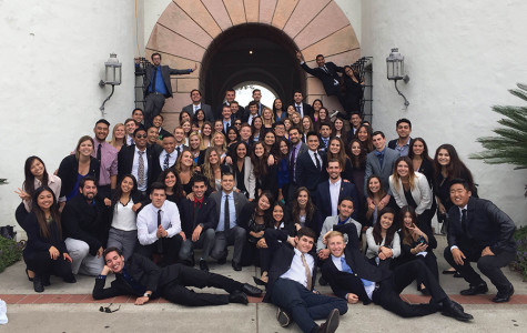 Alpha Kappa Psi furthers its campus influence