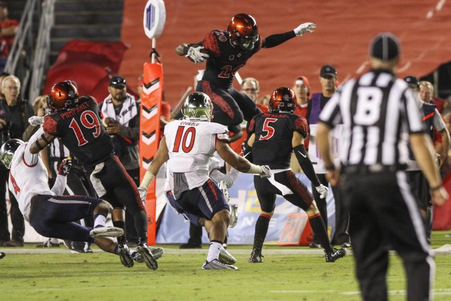 Notebook: SDSU football's play-calling paradox and dominant defense