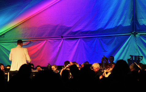 SDSU musicians synthesize in a Symphony by the Sea