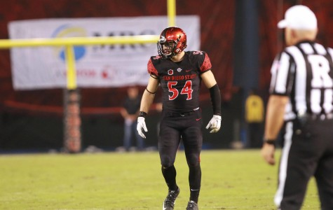 SDSU football's Calvin Munson chooses gridiron over diamond