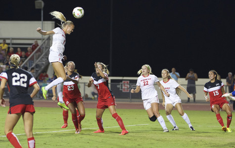 Final homestand of 2015 awaits SDSU women's soccer