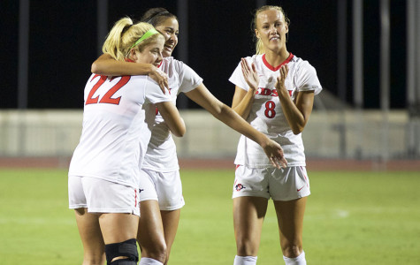 Aztec women's soccer won't settle for just a conference title