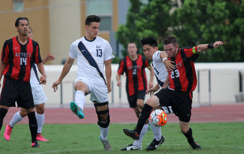 SDSU men's soccer's conference woes continue
