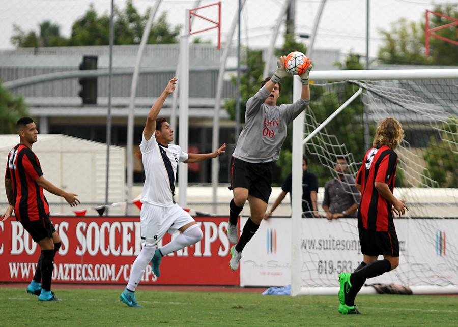 SDSU men's soccer: Playing full 90 minutes crucial missing piece to 2015