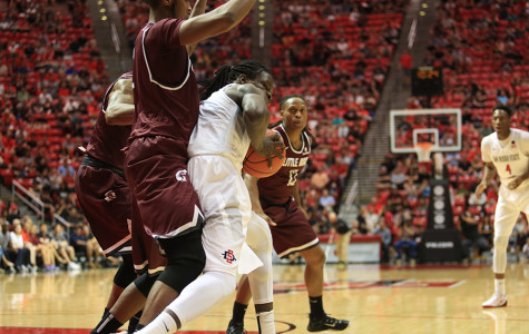 SDSU men's basketball notebook: To attack or not attack the paint