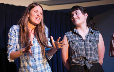 Alumna finds home in San Diego improv scene
