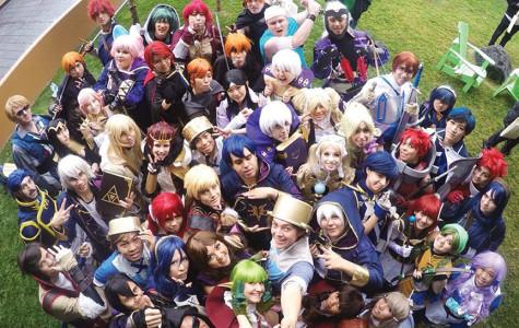 Students bond over appreciation for anime