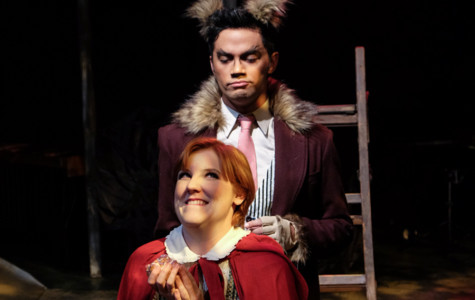 "SDSU School of Theatre's latest production journeys ""Into the Woods"""