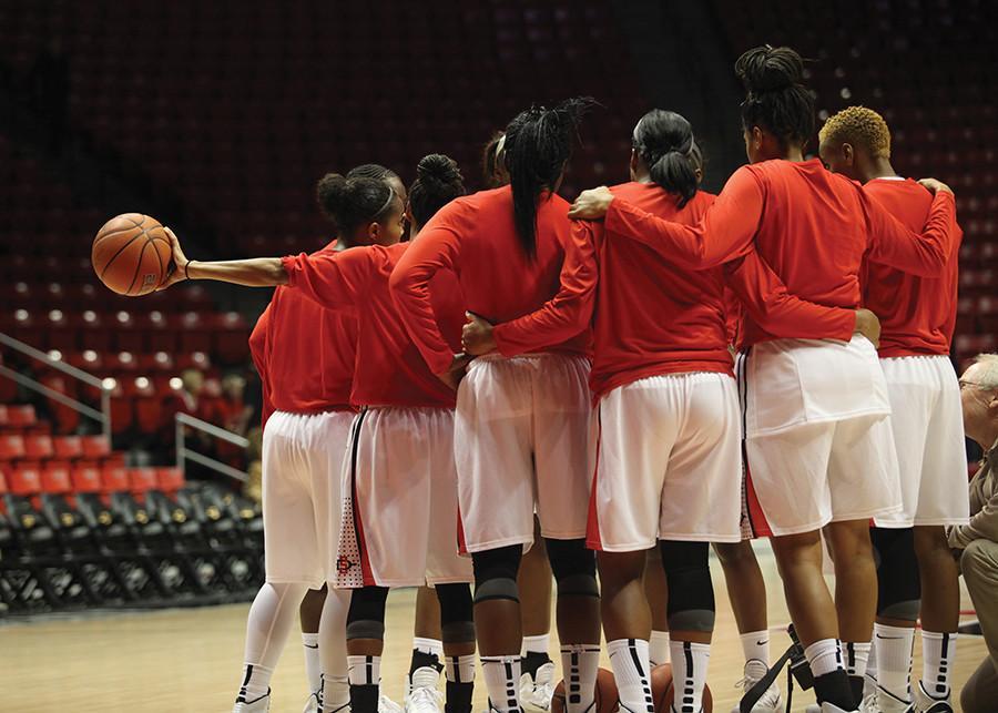 SDSU women's hoops thriving with new JAM Center
