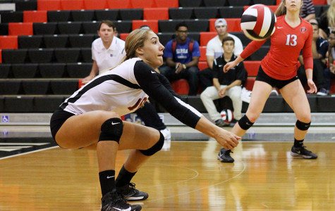 SDSU volleyball beats SJSU, wins for fourth time in five games