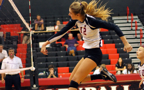 SDSU volleyball sweeps UNLV in second game on homestand
