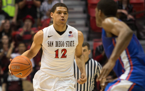 SDSU men's hoops quietly begins 2015-16 season against Cal State San Marcos
