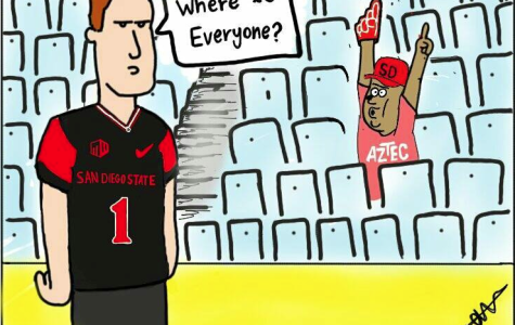 Aztecs Talk: Why aren't more people attending football games?