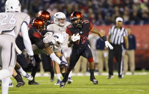 Notebook: Pumphrey pumps up career stats in SDSU win