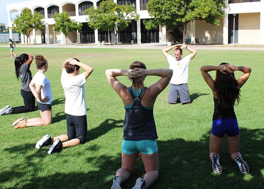 Aztec Sweat aims to increase student fitness