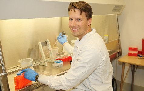 SDSU scientists discover new way for viruses to fight bacteria