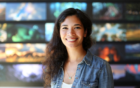 Pixar storyboard artist speaks at SDSU