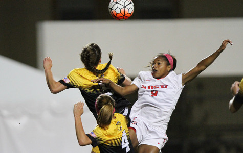 Aztec women's soccer shuts out Colorado College, advances to MWC tourney final