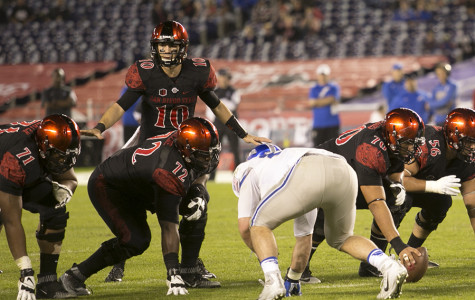 Monday Morning Quarterback: Chapman gives SDSU bright hope for future