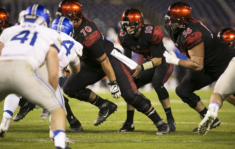 SDSU football will take on Cincinnati in the Hawaii Bowl