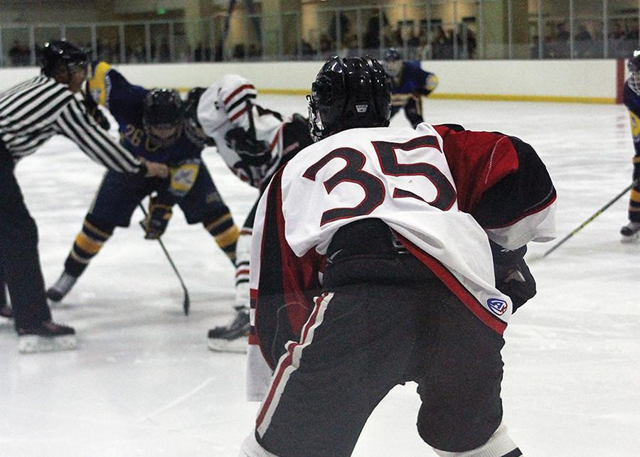 Aztec club hockey ousted in postseason play by UNLV, 5-1