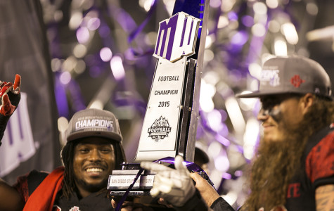 Aztecs crowned Mountain West champions with 27-24 win over Air Force