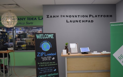 Zahn Innovation Center gets new name, becomes a Launchpad for new ideas