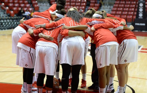 SDSU women's basketball continues transition into Stacie Terry era
