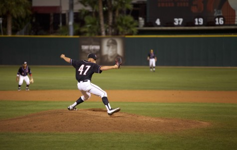 SDSU Baseball allows seven in the fifth inning on way to 9-6 loss to Oregon State