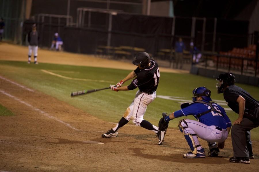 Ninth inning home run gives SDSU Baseball 6-5 win over No. 6 Oregon State