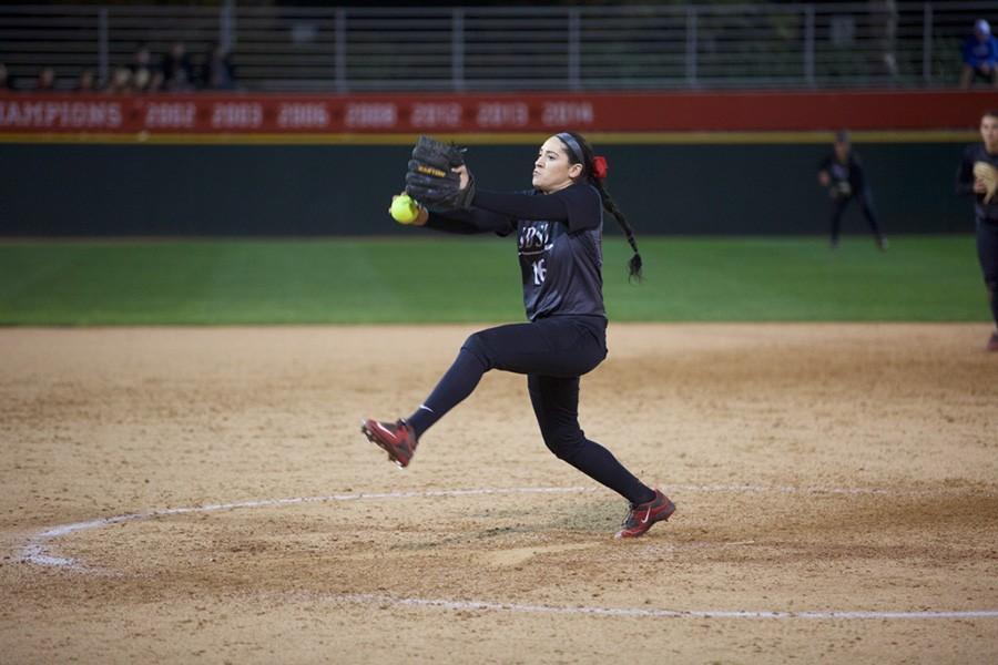 Duo of Erica Romero and Jenavee Peres have set the tempo for SDSU softball
