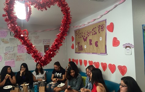 Women's Resource Center hosts first Galentine's Day event