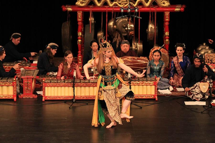 SDSU's Gamelan ensemble celebrates Javanese culture
