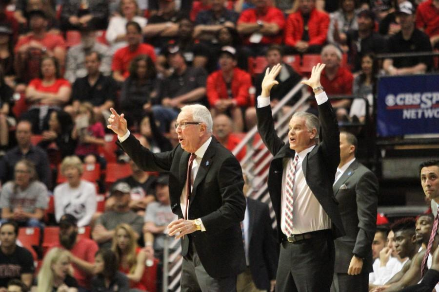 Mountain West enduring chaos as SDSU men's basketball welcomes in Air Force