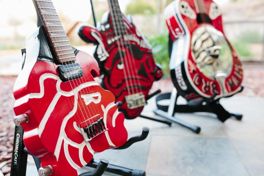 SDSU guitars