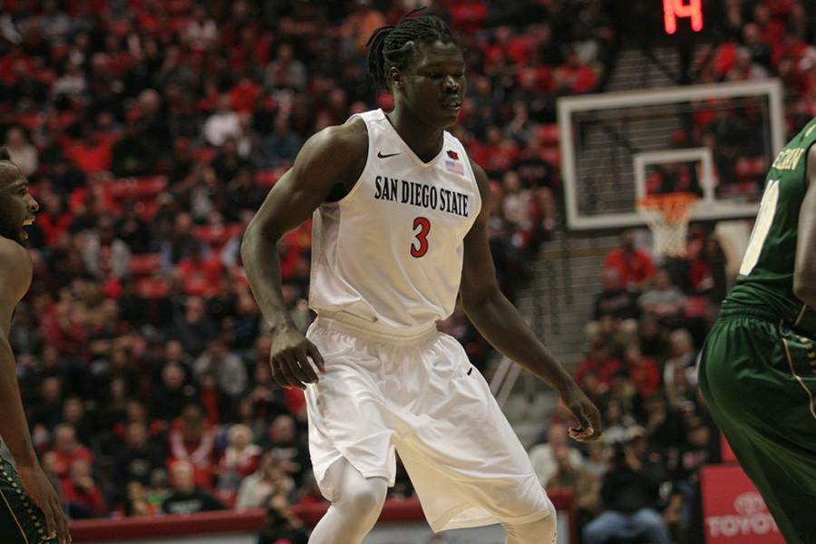 Angelo+Chol+happy+with+his+transfer+to+SDSU+basketball+from+Arizona