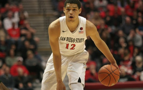 SDSU men's basketball clinches outright Mountain West title with 73-61 win over Wyoming