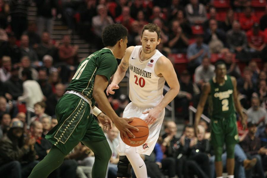 Warning to the Mountain West: Matt Shrigley has returned for SDSU basketball